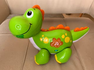 Juguete Dinosaurio musical
