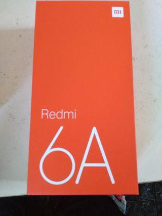 Caja Xiaomi Redmi 6A Gold