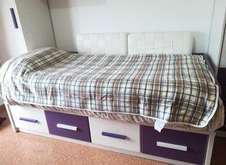Manta eléctrica para cama de 90