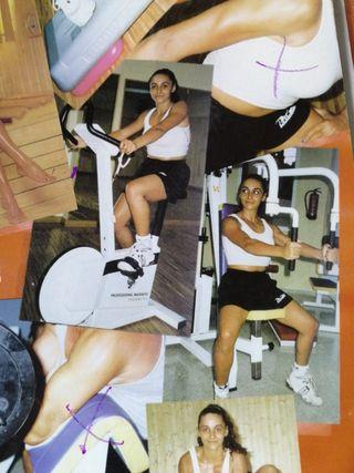 vendo gimnasio más de 24 máquinas adán sport