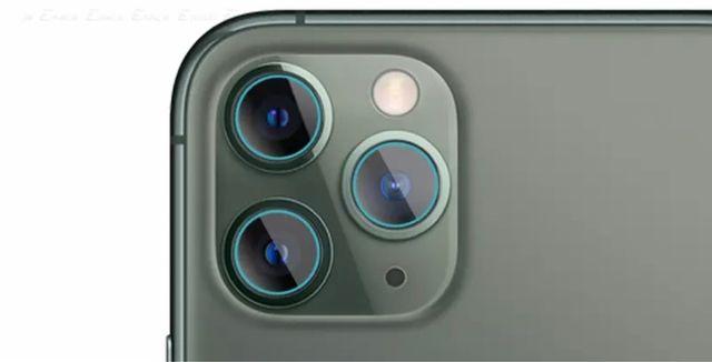 Protector cristal camara iphone 11 pro max