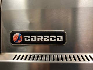 Nevera 2 puertas CORECO