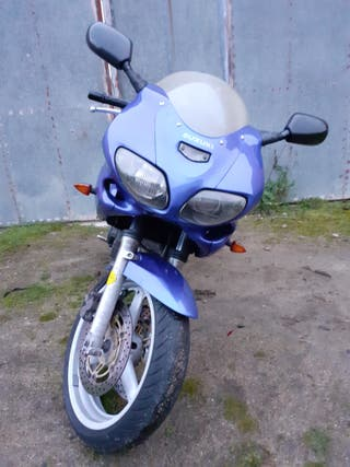 Suzuki sv 650 s A2