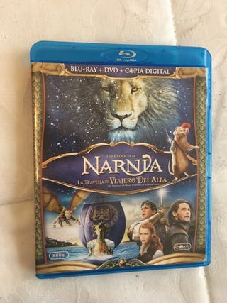 Película blue ray Narnia