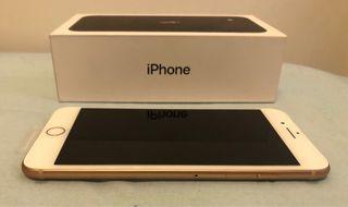 Iphone 8 plus ROSE NUEVO