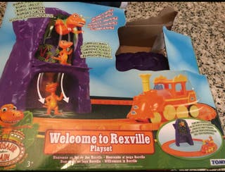 Pista juguete Tren Dinosaurio Dinosaur Train