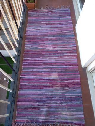 2 alfombras estilo nórdico