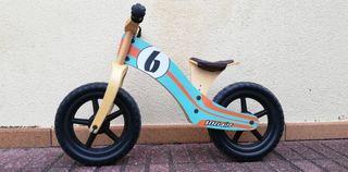 Bicicleta niño Rebel Kidz