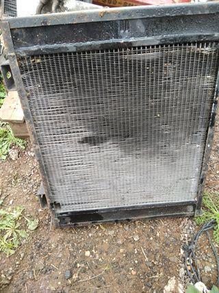 radiador motor diesel