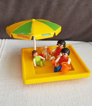 Arenal Parque infantil Playmobil