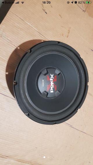 Subwoofer Sony Xplod 800W