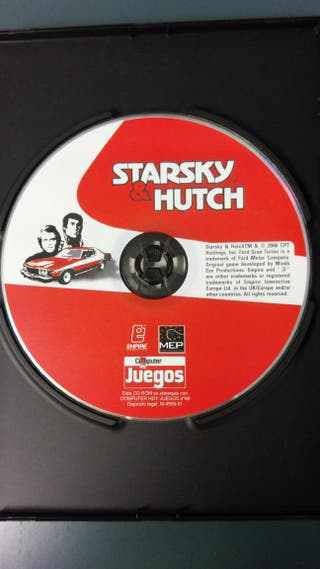 JUEGO PC - STARSKY AND HUTCH