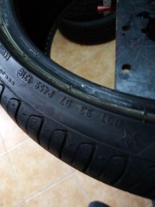1 neumático 205/ 40 R18 86W Pirelli Runflat +95%