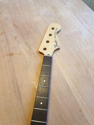 Mastil Fender Precision