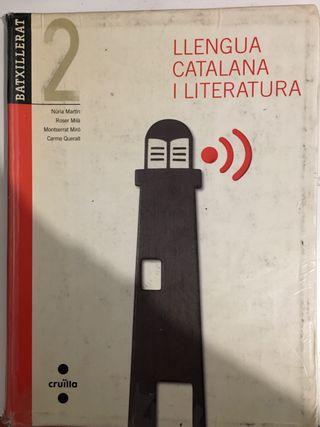 Llengua catalana i literatura 2 bachillerato