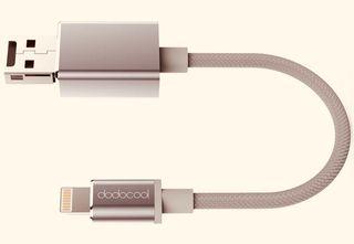 Lector tarjeta Micro Sd para iPhone / iPad...