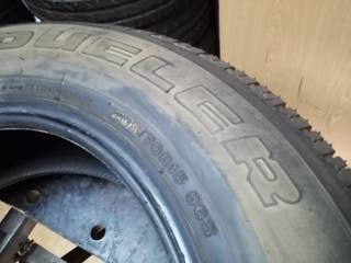 1 neumático 205/ 70 R15 Bridgestone nuevo