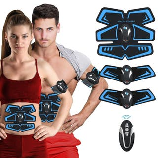 Electroestimulador USB brazos abdomen
