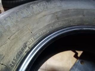 1 neumático 265/ 65 R17 112s Yokohama nuevo