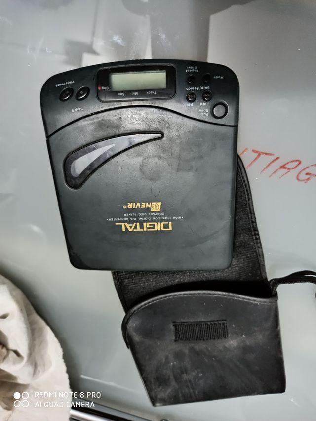 reproductor de cd,s portátil