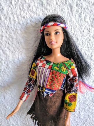 Barbie fashionista india