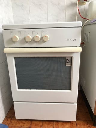 Cocina nueva de gas butano