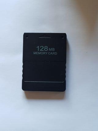 Memory Card ps2 128mb