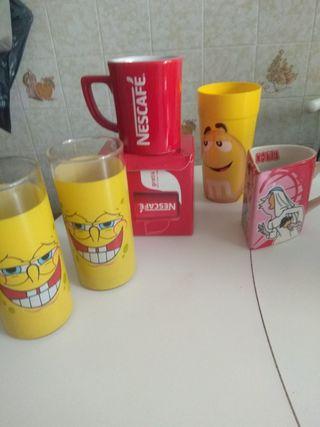 Vasos y tazas chulos