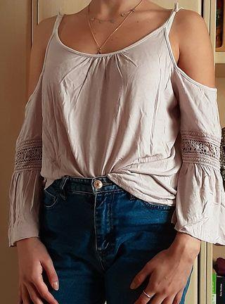 Camiseta boho