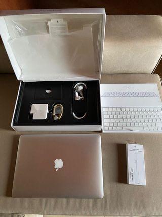 Macbook pro 15 (Bateria y teclado nuevos) + Magic