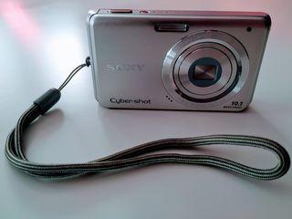 Cámara Sony Cyber Shot 10.1