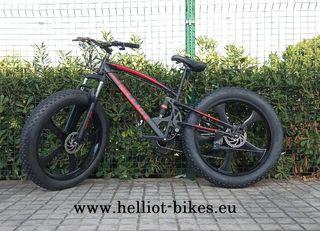 Bicicleta Fat bike Helliot Sertao