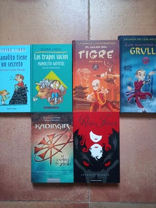 Literatura infantil/juvenil