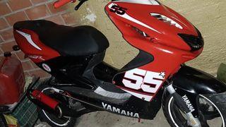 Juego pegatinas Yamaha Aerox 55