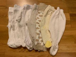 Pantalones y jerséis recién nacido