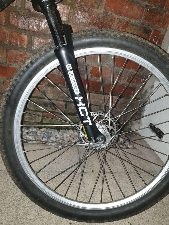 custom x-rated jump bike