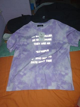 Camiseta berska nueva