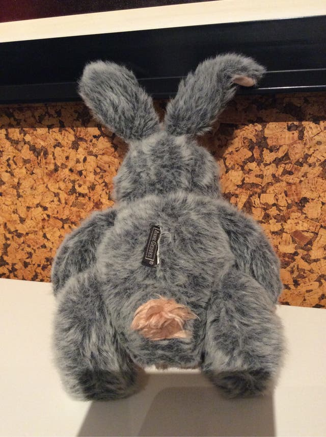 Muñeco conejo peluche Anne Geddes