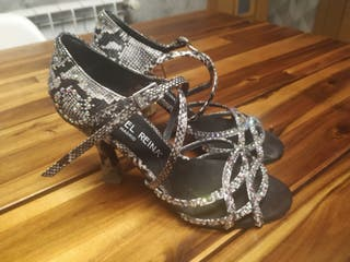 zapatos de baile MANUEL REINA