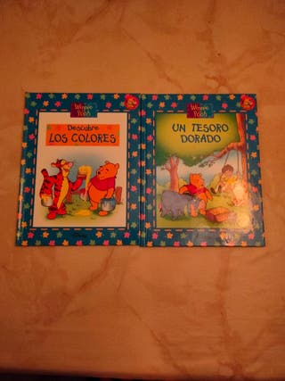 Libros infantiles Winnie the Poo Disney