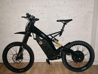 Bicicleta eléctrica bultaco brinco