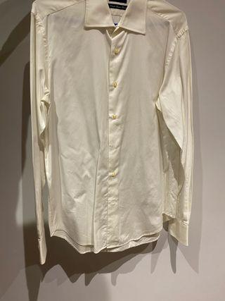 Camisa traje massimo dutti