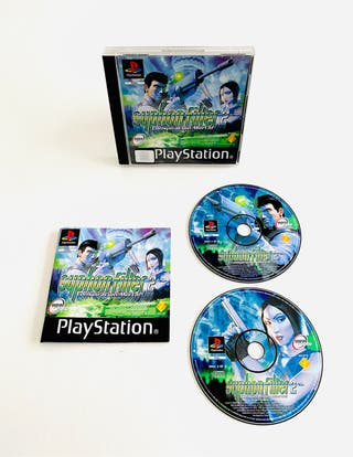 SYPHON FILTER 2 - ps1/psx