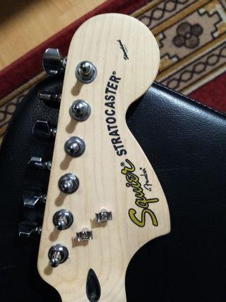 Mastil Squier Fender Stratocaster de Arce