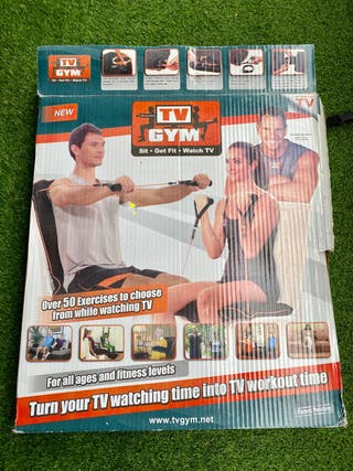 Gimnasio para casa TV Gym