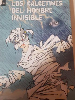 Los calcetines del hombre invisible