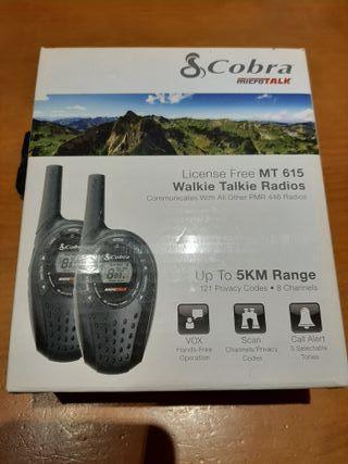 Walkie Talkies Cobra MT615