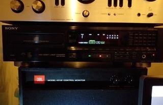 Reproductor CD Sony CDP-990 ((A REPARAR))