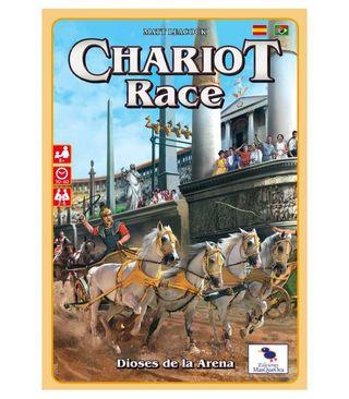 chariot race juego mesa.