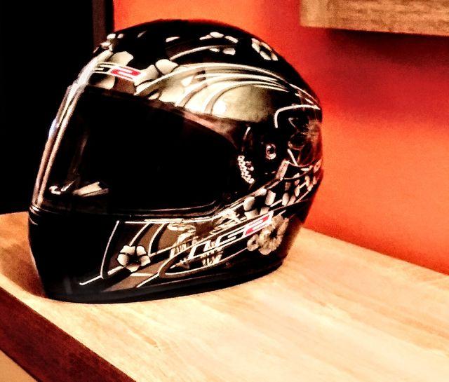 Casco de Moto/Motorcycle helmet